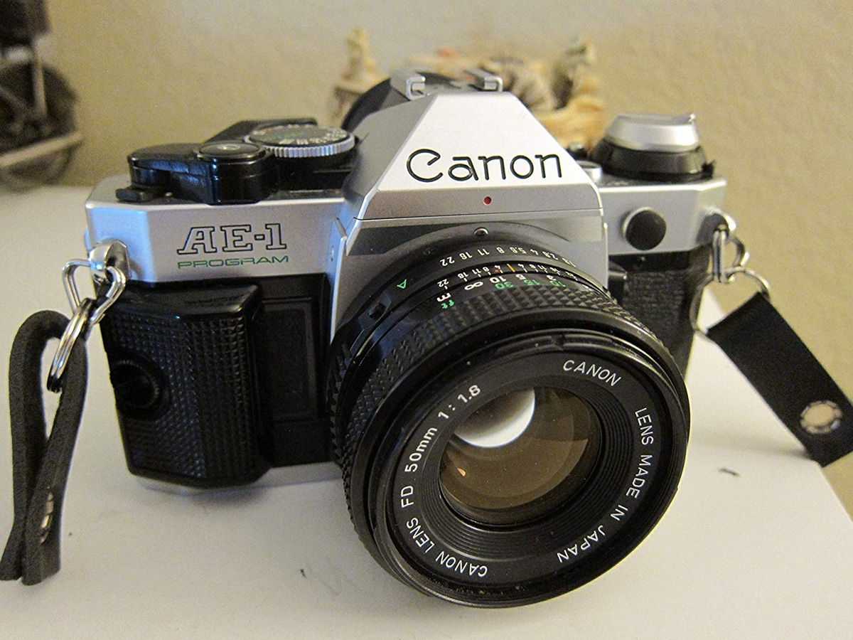 How Much Is A Canon Camera AE-1 Value