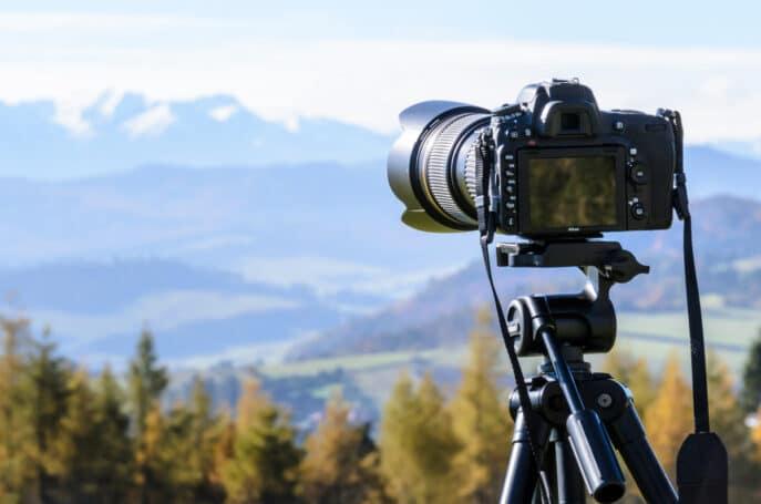 Best DSLR Camera For Filmmaking
