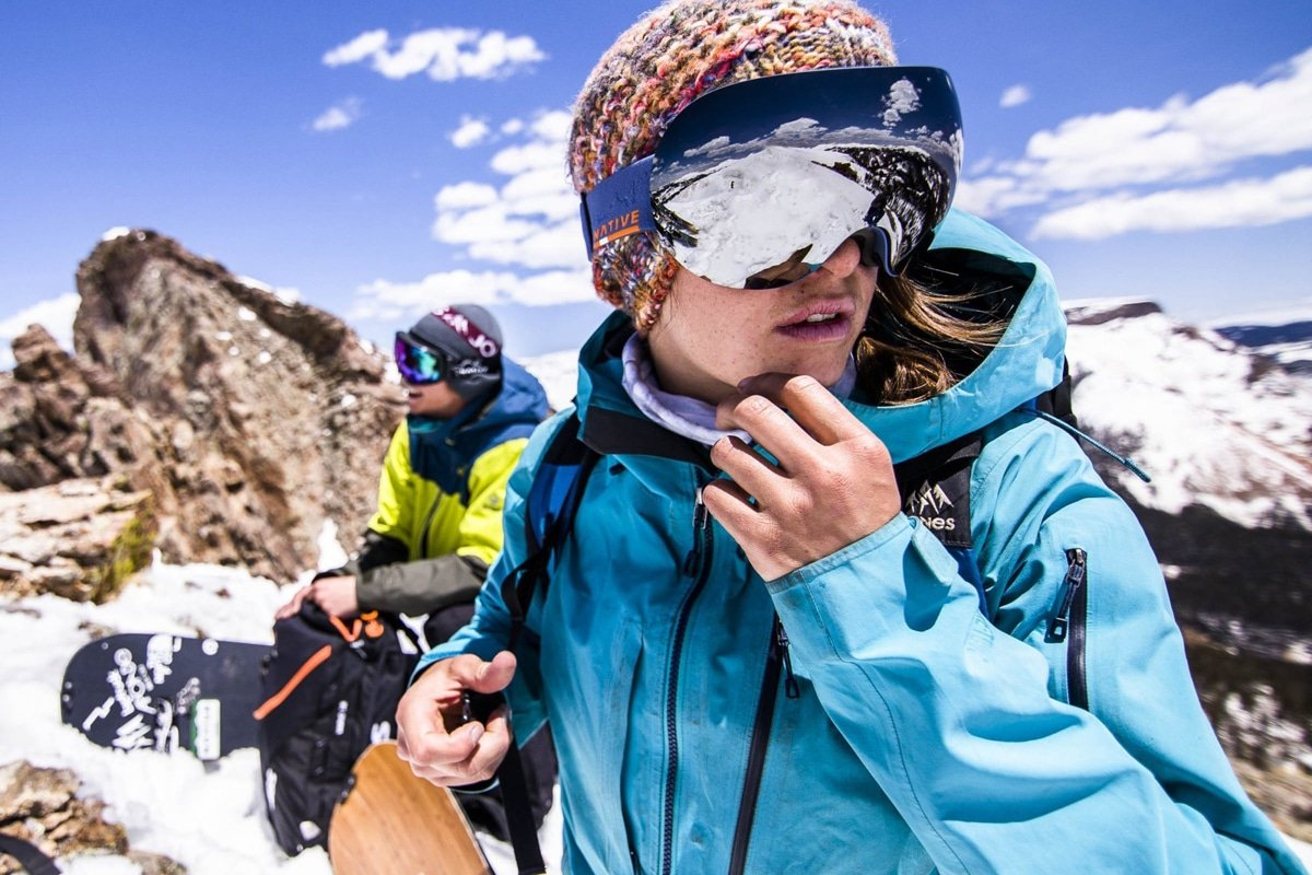 Snow Goggles With Camera The Zeal HD2 with Built-In HD Camera In-Depth Review