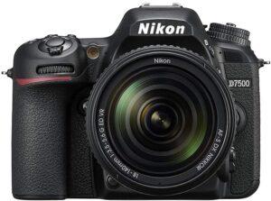 Best DSLR Cameras for Beginners - Nikon D7500 Camera