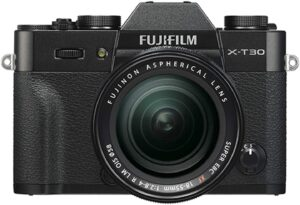 Best DSLR Camera for Beginners - Fujifilm X-T30 Mirrorless Camera
