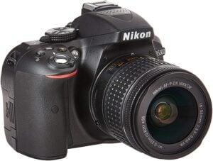 Best DSLR Cameras for Beginners - Nikon D5300 Camera