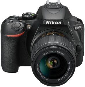 Best DSLR Cameras for Beginners - Nikon D5600 Camera