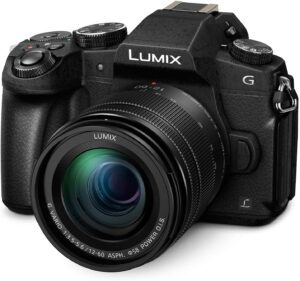 Best DSLR Cameras for Beginners - Panasonic LUMIX G85
