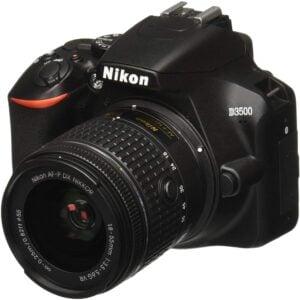 Best DSLR Cameras for Beginners - Nikon D3500 Camera