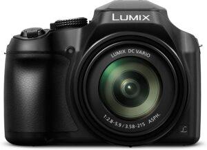 Best DSLR Cameras for Beginners - Panasonic Lumix FZ80 Camera