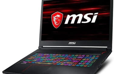 Thinnest 17 Inch Laptop MSI GS73 6RF