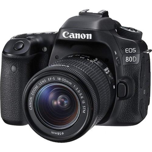 Canon Eos 80D Digital SLR Review