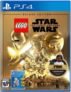 Star Wars: Force Awakens Deluxe Edition