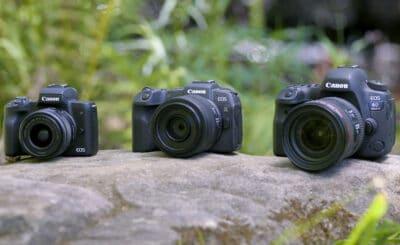 dslr vs digital (mirrorless) cameras