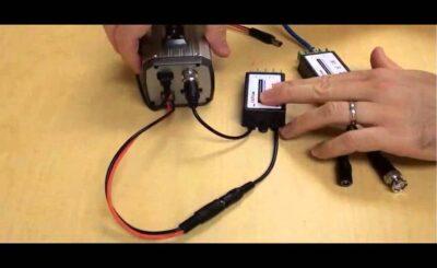 camera connector wire