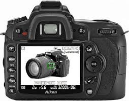 Nikon D90 portrait settings zoom in
