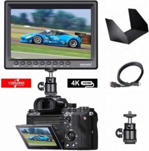 External Camera Screen - Neewer F100 7