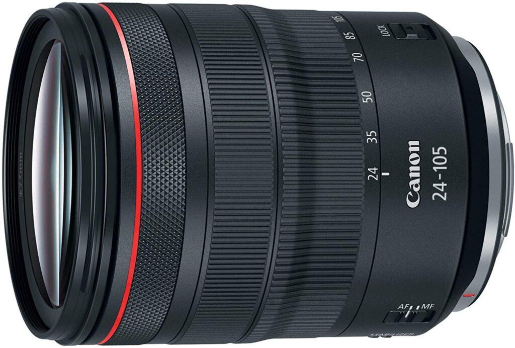 Best Canon Lens for Portrait - Canon RF 24-105mm f4L IS USM