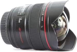 Best Canon Lens for Landscape Photography - Canon EF 14mm f-2.8L II USM