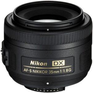 Best Nikon Portrait Lens - Nikon AF-S DX NIKKOR 35mm f