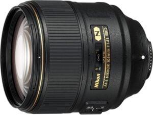 Best Nikon Lens for Portrait - Nikon AF-S NIKKOR 105mm f