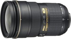 Best Nikon Portrait Lens - Nikon AF-S NIKKOR 24-70mm f