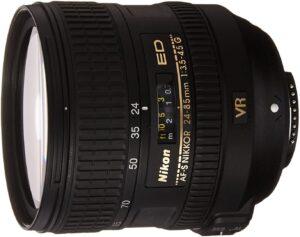Best Nikon Portrait Lens - Nikon AF-S NIKKOR 24-85mm f