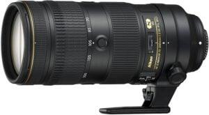 Best Nikon Portrait Lens - Nikon AF-S NIKKOR 70-200mm f