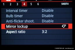 Canon 80D interval timer settings - interval hours