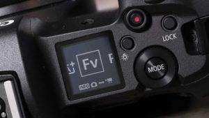 Canon R Flexible Priority option