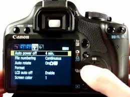 How to connect Canon rebel t6 to computer - turn the camera off
