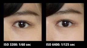 Nikon D850 portrait settings - exposure