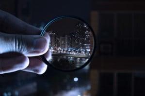 Nikon D90 Landscape - Polarizing Filter