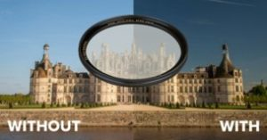Nikon D90 Landscape with Polarizing Filter