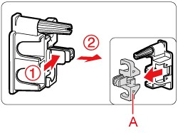 how to connect canon eos r to computer - protector clamp