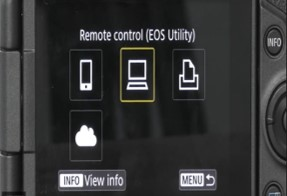 how to connect canon eos r to computer - usb