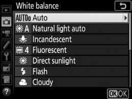 nikon d850 landscape settings - WB to natural light