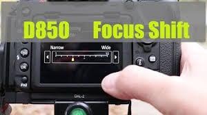 nikon d850 landscape settings - focus stacking