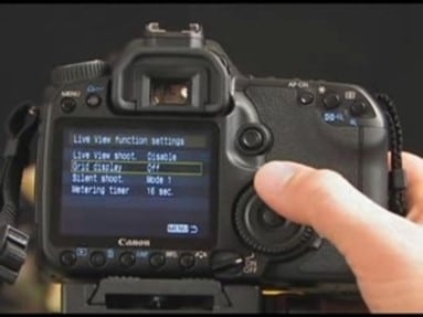 How to connect camera to computer and record - turn on the view mode