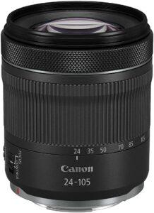 Best Canon Wedding Lens - Canon RF24-105mm F4-7.1
