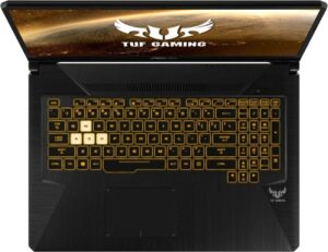 17 inch laptops with backlit keyboard - ASUS TUF