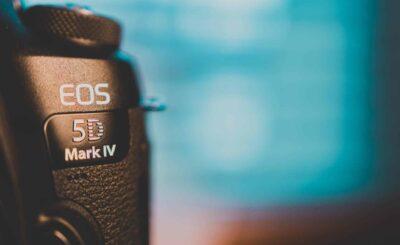 Canon 5D Mark IV Vlogging