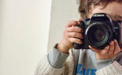 Canon T6i Vlogging