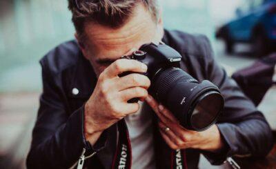 Canon T7i Vlogging