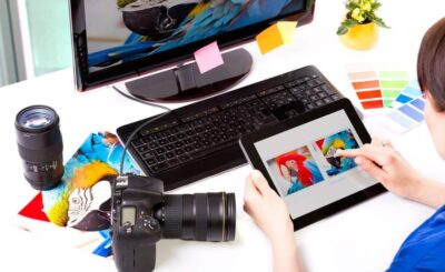 How to connect Canon t6i to computer - upload