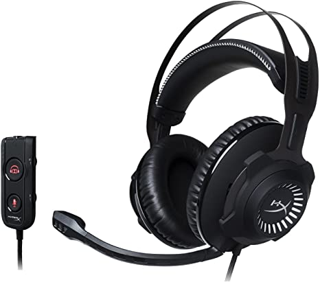 What Headsets Do Pro Gamers Use - Kingston HyperX Cloud Revolver
