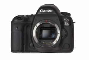 Canon 5D Mark IV review - Focusing system