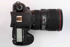 Canon 5D Mark IV review - Design & Handling
