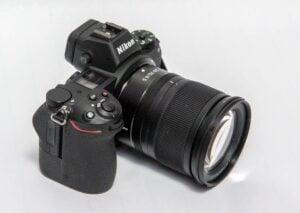 Nikon Z6 review - Design & Handling