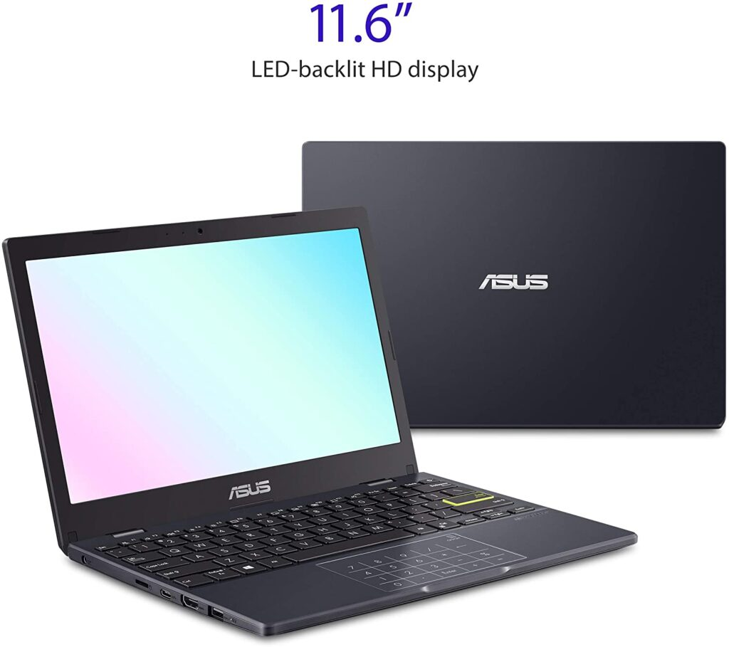 Best laptop for online classes - ASUS Laptop L210