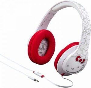 Best Headphones for Tweens - Hello Kitty