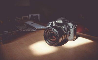 Canon 7D Vlogging