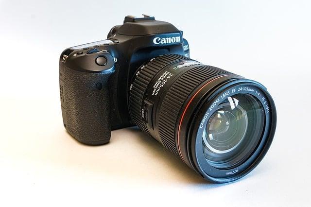 Canon DSLR Camera EOS 80D Review