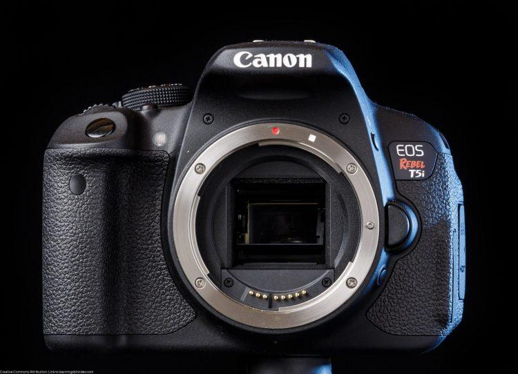 Canon DSLR Camera EOS Rebel T5i